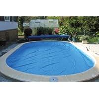 Copertura di sicurezza Pro-TECT forma rotonda 3,00m telo telone piscina