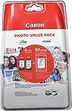 Tintenpatronen mit hoher Kapazität, von Canon PG545, schwarz und Farbe, XL/CL546XL