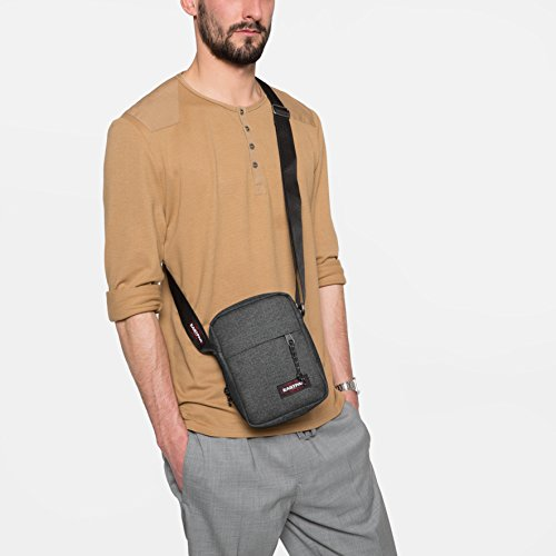 Sac Mixte Gris The Adulte Eastpak black Bandoulière One ESR7wx8qP