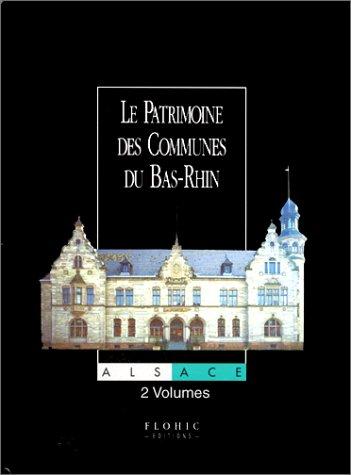 ALLENWILLER ET ENVIRONS - Le patrimoine des communes d'Alsace et du Bas-Rhin