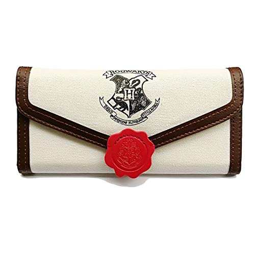 purshp05/  HARRY POTTER Cartera Cremallera,