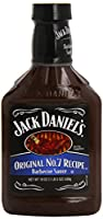 Jack Daniels Original No 7 Barbecue Sauce 539 g (Pack of 3)