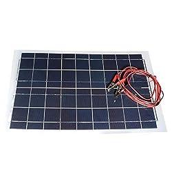 Panel solar flexible de 30W...