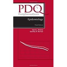 PDQ Epidemiology (PDQ Series)