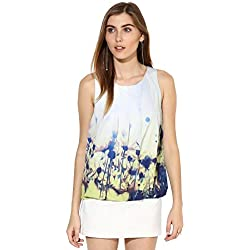 Vero Moda Women's Casual Top (_5712614567774_Snow White_Small_)