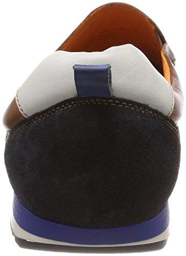 Pikolinos Liverpool M2a_v17, Sneakers Basses Homme Marron (Cuero)