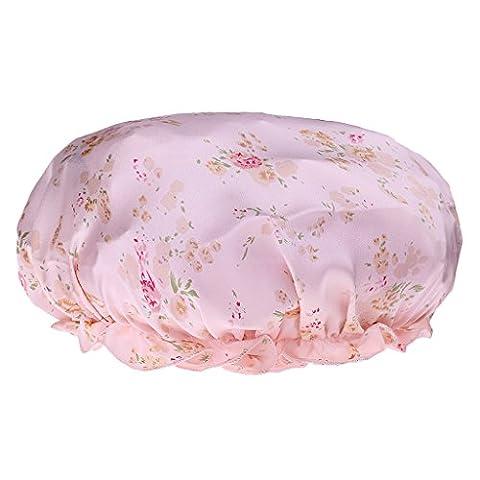 Femme Bonnet de Nuit Charlotte en 100% Soie Chapeau de