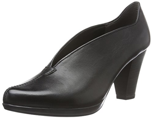 Marco Tozzi Premio Damen 22414 Pumps, Schwarz (Black Antic 002), 39 EU