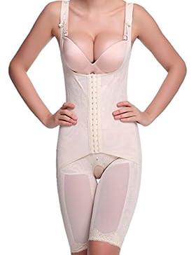 Miss Moly Donna Guaine contenitive cosce Sanremo aderente body snellente uniforme liscio e classi cowaist Trainer...