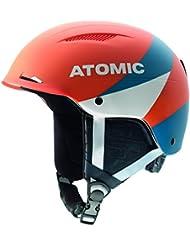 Atomic Damen/ Herren Slalomhelm, Renntauglich, Indviduelle Passform, Redster LF SL