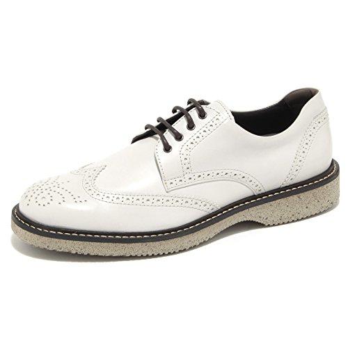 0306N scarpa HOGAN DERBY sneaker uomo shoes men ghiaccio Ghiaccio