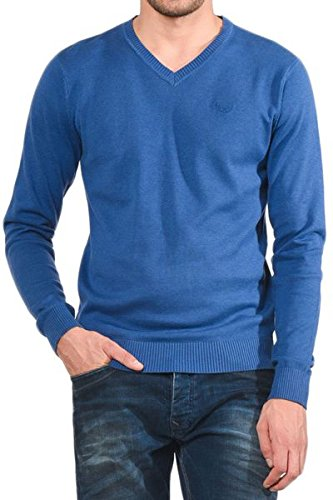 Kaporal -  Maglione  - Uomo blu XXL