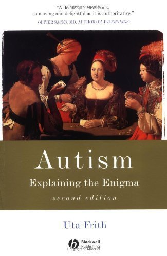 Autism: Explaining the Enigma by Frith, Uta (2003) Paperback