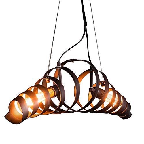 Suspension Lampe Industriel