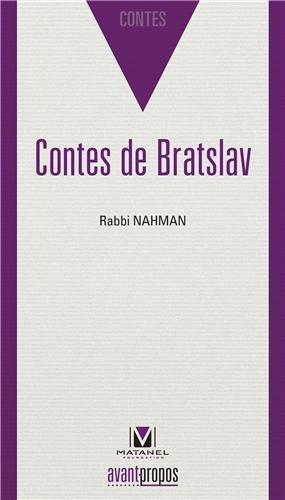 Contes de Bratslav por Rabbi Nahman de Bratslav