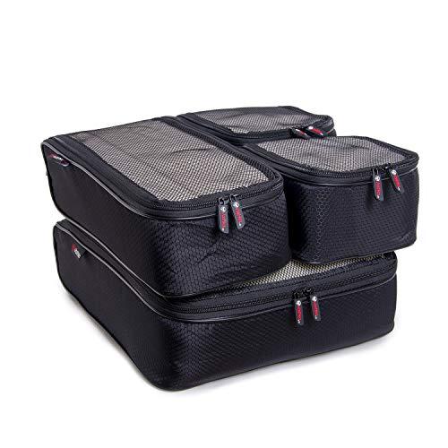 Koffer Organizer Set 4-teilig, kleidertaschen für Kleidung