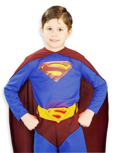 Kost-me f-r alle Gelegenheiten Ru6517 Superman Kind Dlx -