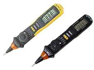 iClever® Sinometer multimètre numérique type stylo MS8211 -Conforme à la norme IEC1010-1 Cat III 600V