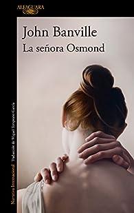 La señora Osmond par John Banville