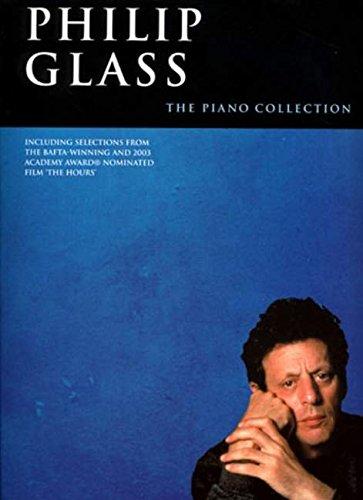 Philip Glass The Piano Collection Pf Book: Sammelband für Klavier