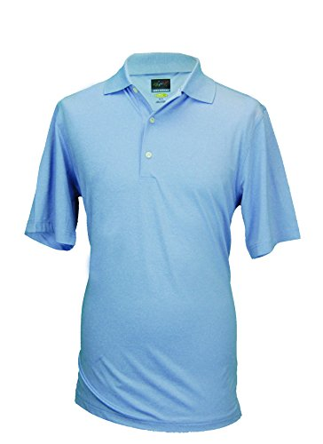 Greg Norman Herren Poloshirt klassisch Navy Heather (blau)