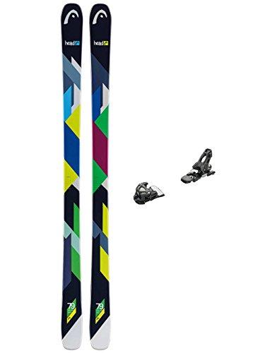 Herren Ski Set Head The Show 154 + AAAtack 11 90mm 2017 Freeski-Set