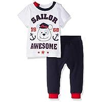 Zeyland Tişört ve Şort Erkek bebek Pijama Takımı