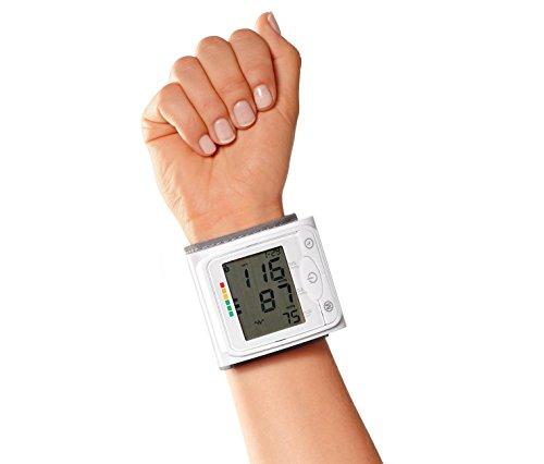 TCM Tchibo Digital Handgelenk Blutdruckmessgerät Pulsmesser Blutdruck Messgerät
