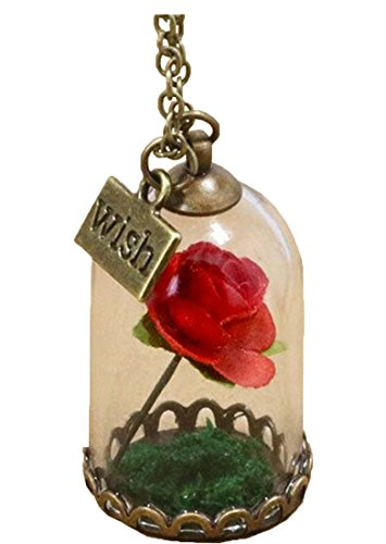 Red Rose Collar en pidak Shop Cosplay Case