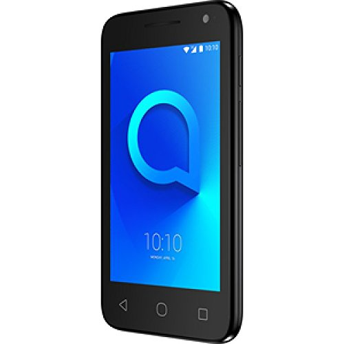 Alcatel U3 4034d 2018 (Volcano Black) Dual