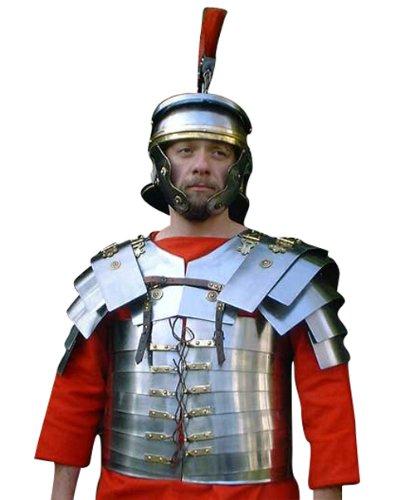Rüstung der Römer, lorica segmentata, (Römischen Kostüm Rüstung Legionärs)