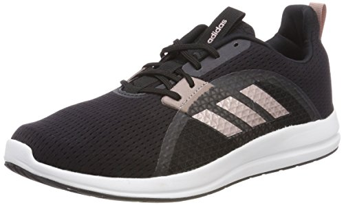 adidas Damen Element V DB0940 Laufschuhe, Schwarz (Core Black/Vapour Grey Metallic/Footwear White 0), 38 2/3 EU