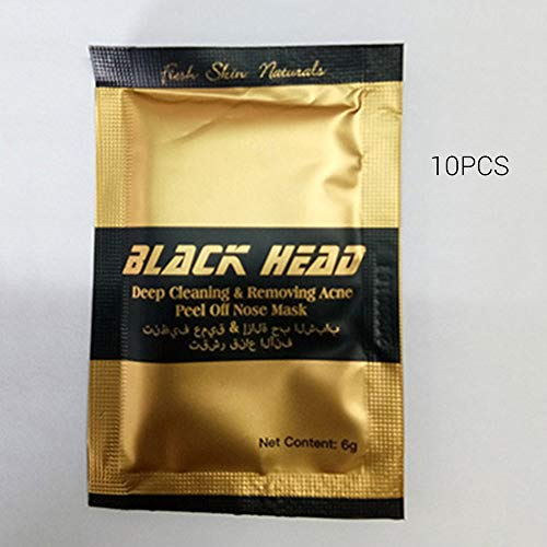 CHOULI Blackhead Blemish Removers Tearing Gold Deep Cleansing Purifying Blackhead golden -