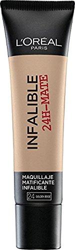 Loreal Infallible 24-Matte - 24 Golden Beige