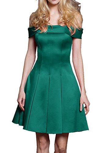 Ivydressing -  Vestito  - linea ad a - Donna Turchese