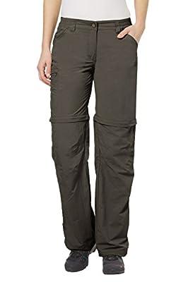VAUDE Damen Hose Women's Farley Zip Off Pants IV von VAUDE - Outdoor Shop