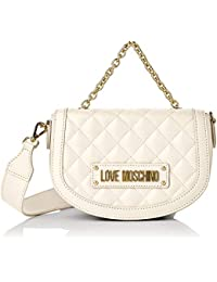 05bb64a7a510 Love Moschino Women s Quilted Nappa Pu Wristlet