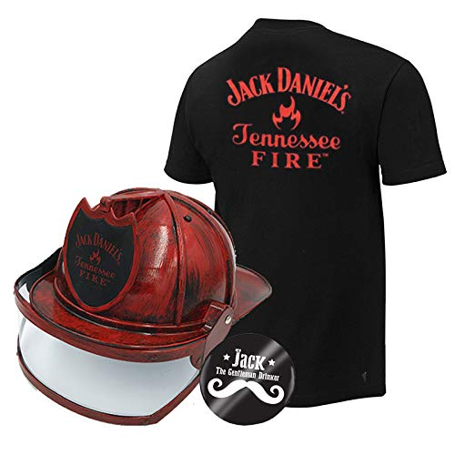 Jack Daniels Gift Bundle - Jack Daniels Tennessee Fire for sale  Delivered anywhere in UK