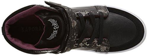 Kaporal - Snoozy, Sneakers da donna Nero (noir)