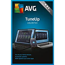 AVG TuneUp 2019 Unlimited Devices - 1 Year|2019 Unlimited Edition|Unlimited Devices|1 Year|PC/Mac/Android|Download