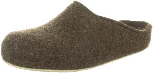 Haflinger Michl Grizzly, Chaussons mixte adulte Marron-TR-H4-136