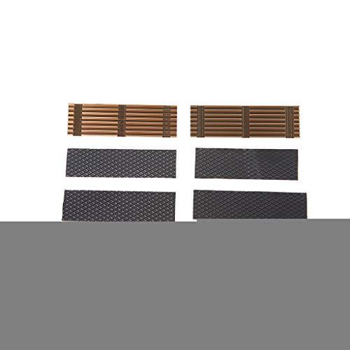 JunYe 2 Stück/Set LxBxH (72x22x3mm) Aluminiumlegierung Kühlkörper Wärmeleitpad Für M.2 NGFF SSD -