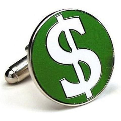 Cash Money Gemelli dollaro verde firma