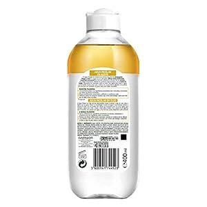 41H3t4sLU L. SS300  - Garnier-SkinActive-Agua-Micelar-en-Aceite-que-Elimina-Maquillaje-Resistente-para-Pieles-Normales-y-Sensibles-400-ml