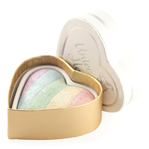 Makeup Revolution I Heart Makeup Unicorns Heart Highlighter