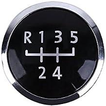 Surepromise AA 867 Cl de Tous Emblema de Pomos Palanca de Cambios de 5 Marchas Velocidades