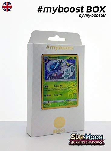 my-booster-SM03-UK-15HR/147 Cartas Pokémon, SM03-UK-15HR/147