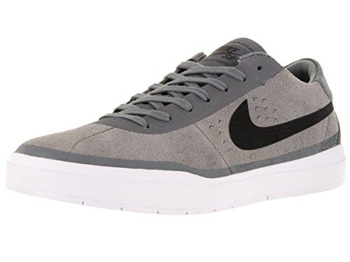 Nike Herren Bruin Sb Hyperfeel Skaterschuhe, 42 EU Grau (Cool Grey / Schwarz-Weiß)