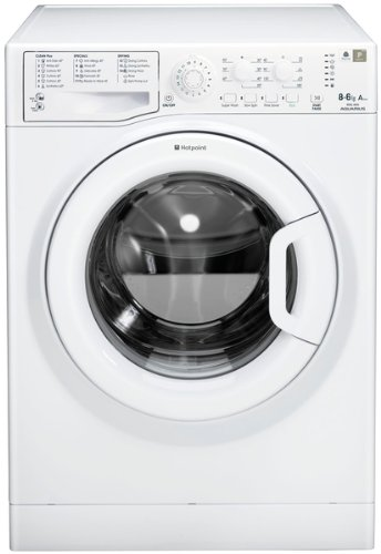 HOTPOINT WASHER-DRYER 8 + 6 KG 1400 Spin A LED