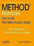 Méthod' Français - Seconde/Première toutes séries